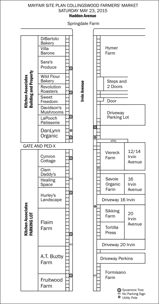 MayFair SitePlan2015