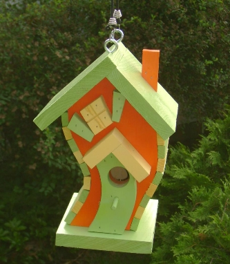 Deppenwood Birdhouse
