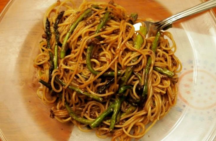 Donna Roasted Asparagus