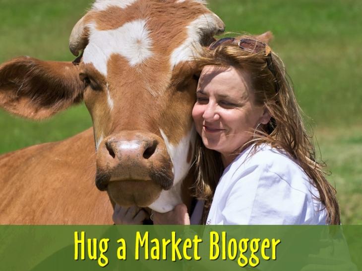 Hug a Blogger