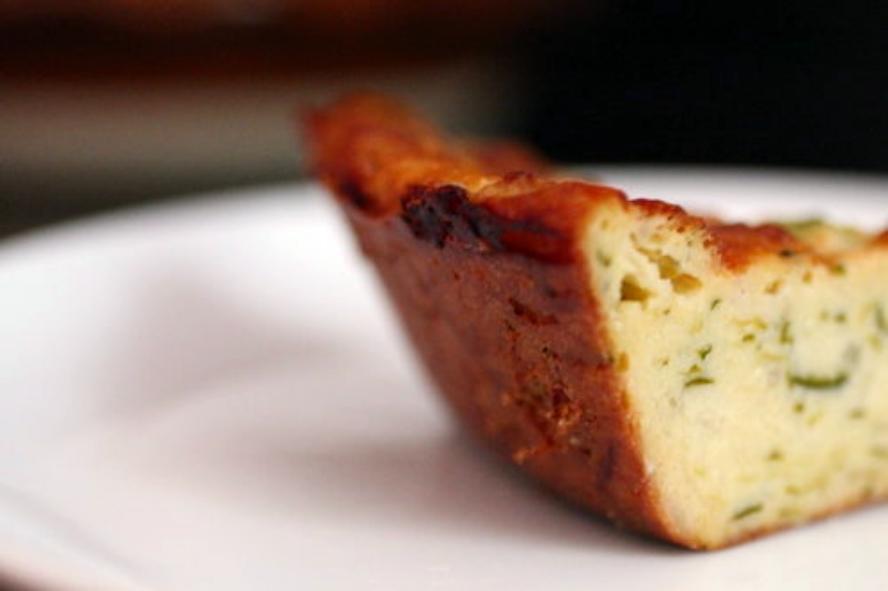 Stef Zucchini Pie