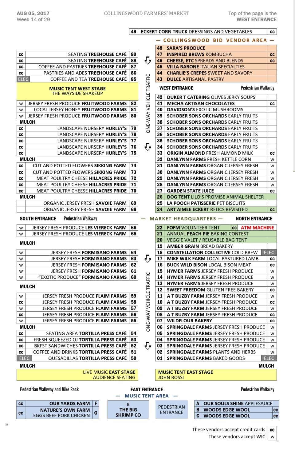 Site Plan SAT AUG 05