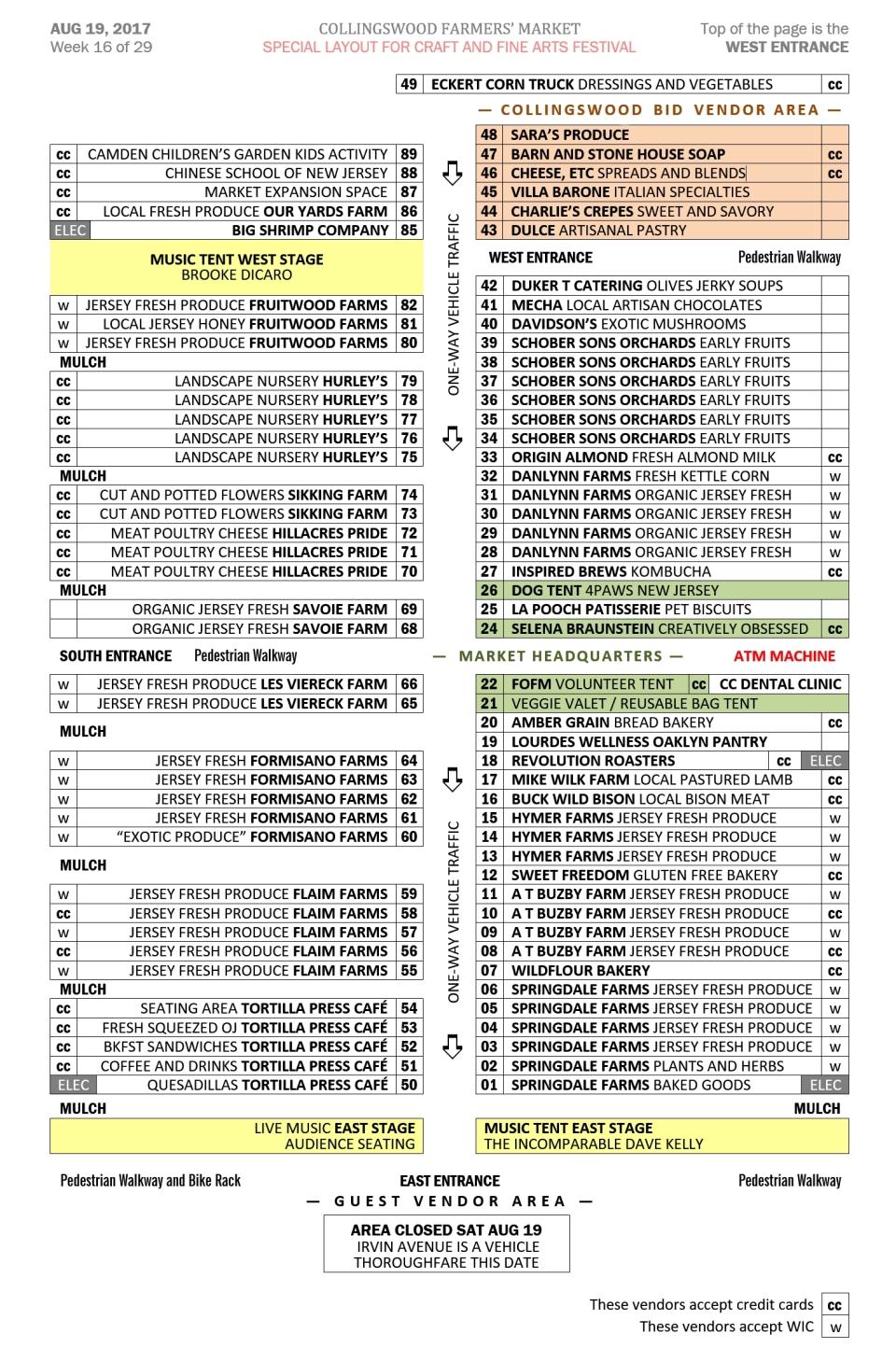 Site Plan SAT AUG 19
