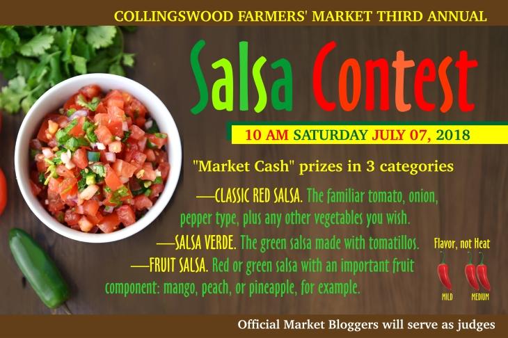 Salsa Contest 2018