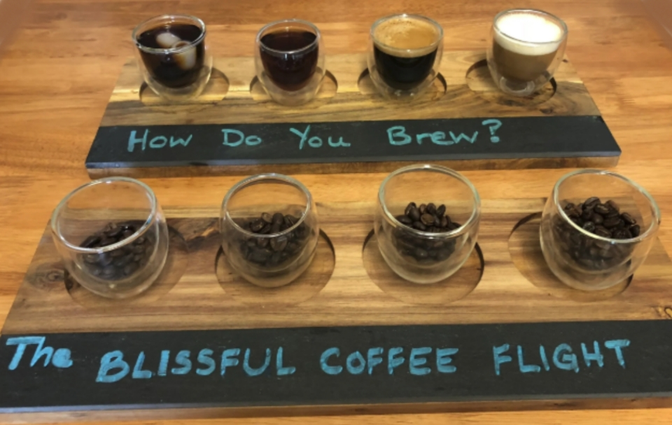 Coffee Flight