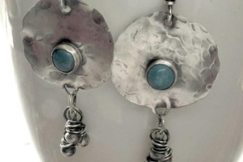 Lisa Confora Earrings