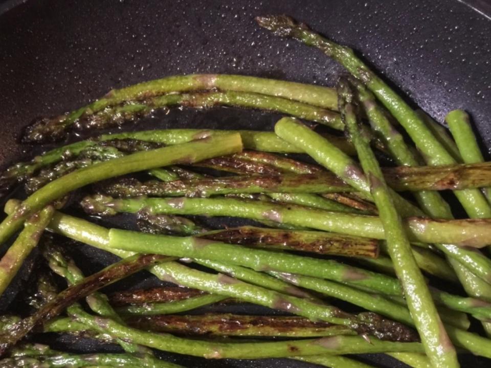 Skillet Asparagus